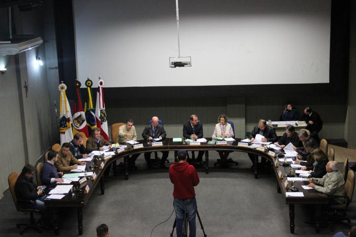 25ª Sessão Ordinária