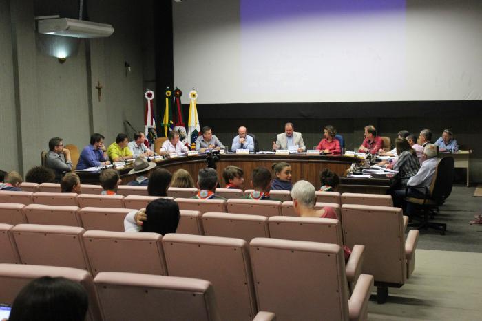 31ª Sessão Ordinária