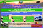 Seminário Estadual de Capacitação Técnica e Políticas Públicas Municipais