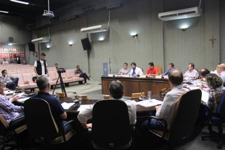 Plano Diretor e os debates da 50ª sessão do ano