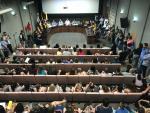 Audiência Pública sobre as mudanças na educação