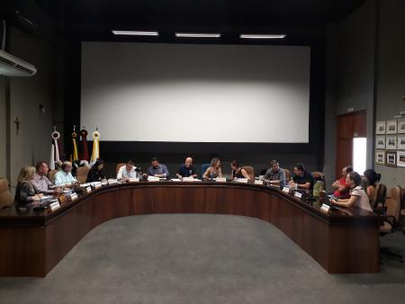 Reunião das Comissões foi realizada na manhã desta quinta-feira, dia 8