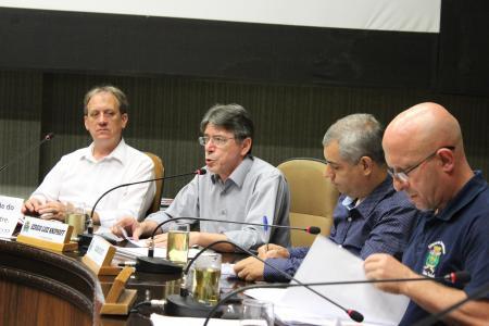 Kniphoff (PT) apresentou emenda aditiva ao PL 003 e teve assinatura dos colegas de bancada e do vereador Ildo Salvi (Rede)