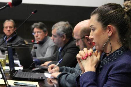 Sessão desta terça-feira, dia 10, foi marcada pela aprovação de 11 projetos