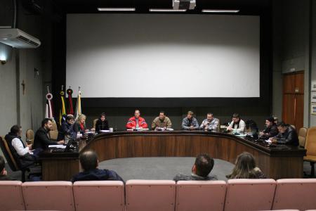 Reunião das Comissões desta quinta-feira, dia 12